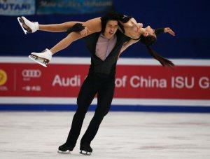 Audi Cup of China ISU Figure Skating